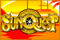logo sunquest microgaming slot game