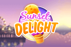 logo sunset delight thunderkick