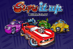 logo supe it up microgaming slot game