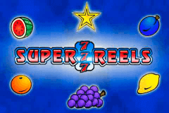 logo super 7 reels merkur slot game
