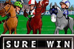 logo sure win microgaming slot game