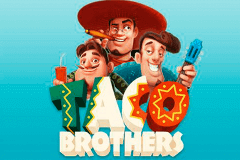 logo taco brothers elk slot game
