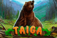 logo taiga playson slot game