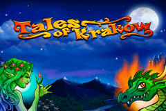 logo tales of krakow netent slot game