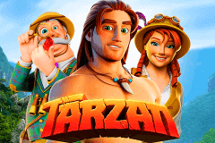 logo tarzan microgaming slot game