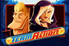 TEAM ACTION MERKUR SLOT GAME