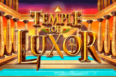 logo temple of luxor genesis slot game
