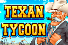 logo texan tycoon rtg slot game