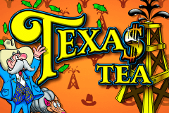 logo texas tea igt slot game