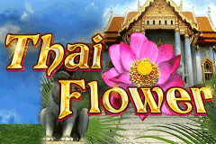 logo thai flower barcrest