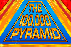 logo the 100000 pyramid igt slot game