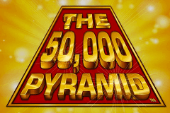logo the 50000 pyramid igt slot game