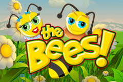 logo the bees betsoft slot game