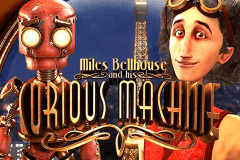 THE CURIOUS MACHINE BETSOFT SLOT GAME