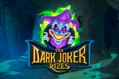 logo the dark joker rizes yggdrasil slot game