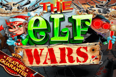 logo the elf wars rtg slot game