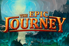 logo the epic journey quickspin slot game