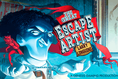 logo the escape artist genesis