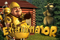 logo the exterminator betsoft slot game