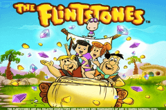 logo the flintstones playtech slot game