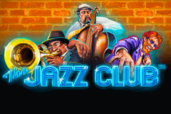 THE JAZZ CLUB PLAYTECH SLOT GAME