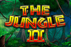 logo the jungle ii microgaming slot game