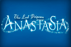 logo the lost princess anastasia microgaming slot game