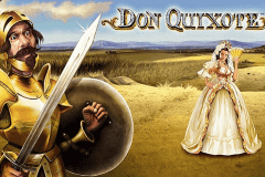 logo the riches of don quixote playtech slot game