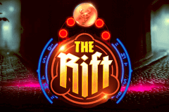 logo the rift thunderkick slot game