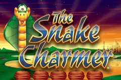 logo the snake charmer nextgen gaming slot game