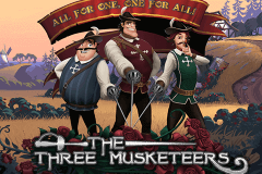 logo the three musketeers quickspin slot game