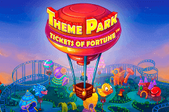 THEME PARK TICKETS OF FORTUNE NETENT SLOT GAME