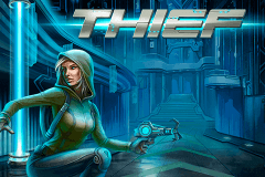 logo thief netent slot game