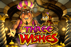logo three wishes betsoft slot game
