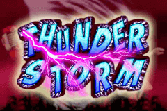 logo thunder storm merkur slot game