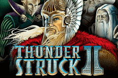 logo thunderstruck ii microgaming slot game