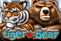 logo tiger vs bear genesis slot game