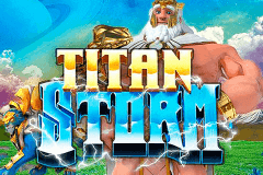 logo titan storm nextgen gaming slot game