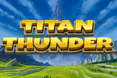 logo titan thunder quickspin slot game