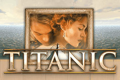logo titanic bally slot game