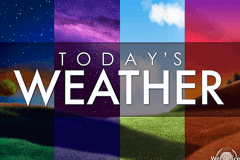 logo todays weather genesis slot game
