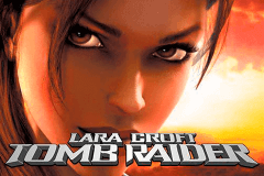 logo tomb raider ii microgaming slot game