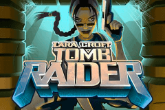 logo tomb raider microgaming slot game