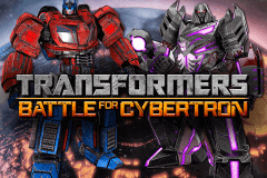 logo transformers battle for cybertron igt slot game