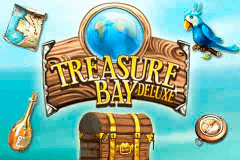 logo treasure bay merkur slot game