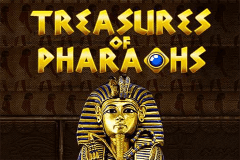 TREASURES OF THE PHARAOHS PRAGMATIC