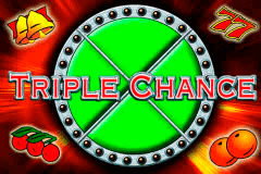 logo triple chance merkur slot game