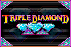 logo triple diamond igt slot game