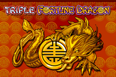 logo triple fortune dragon igt slot game