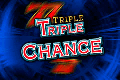 logo triple triple chance merkur slot game